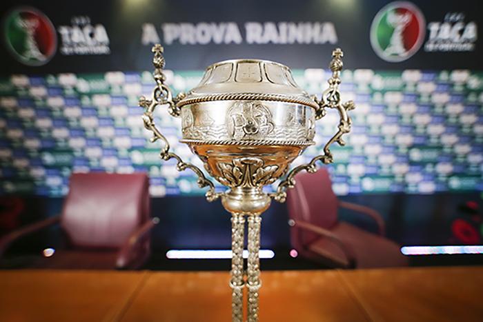 Taça. Rui Lima no GD Prado-Carção