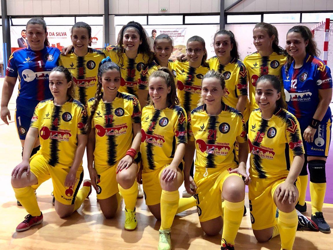 A ADC Vilaça/ Escola de Futebol Fintas entra a ganhar