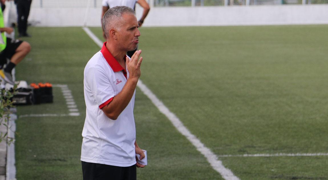 José Pedro Barreto já não é treinador do Dumiense