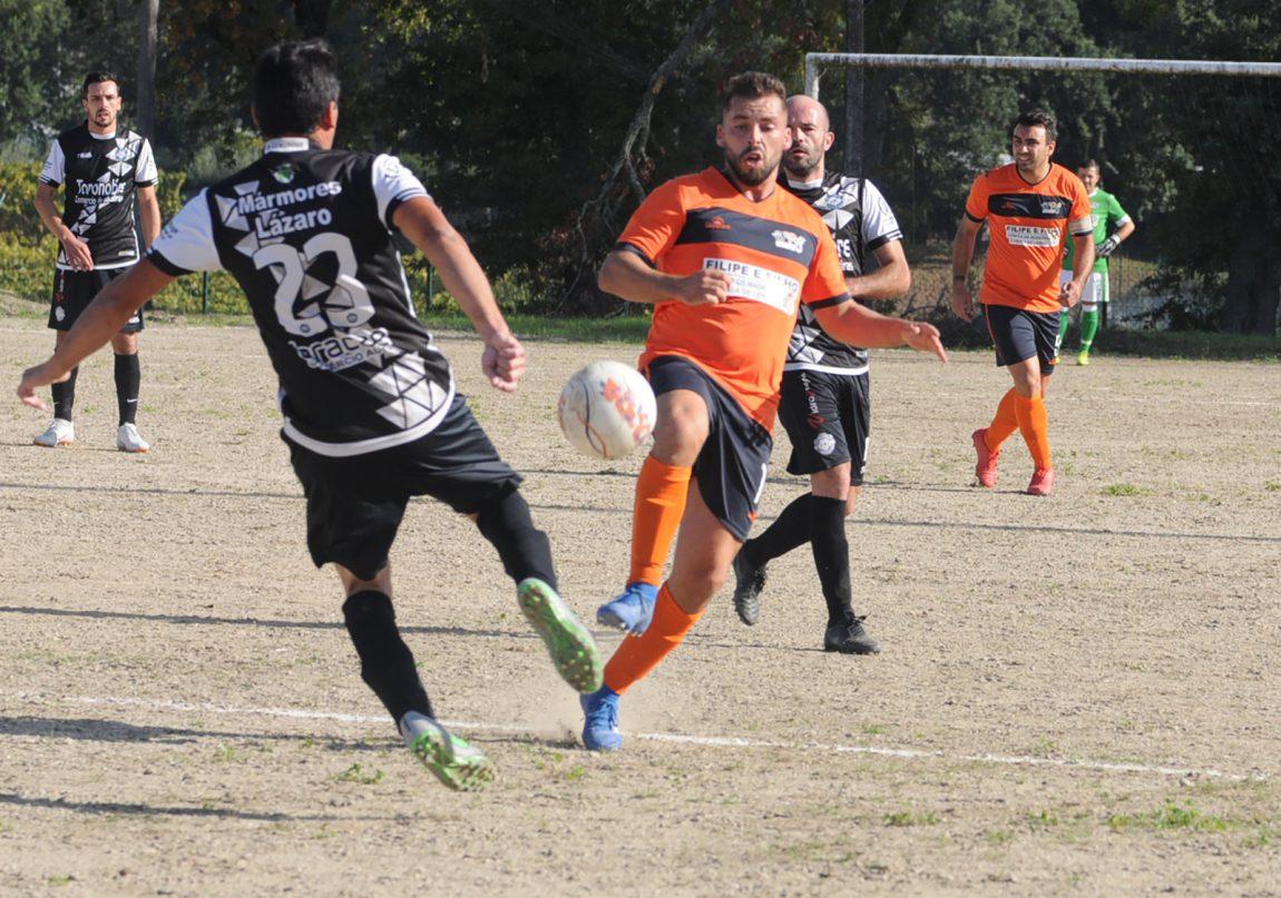 """Campeonato de Futebol de  Rua do """"Vale do Cávado"""". Besteiros empatou com """"Os Camaradas"""""""