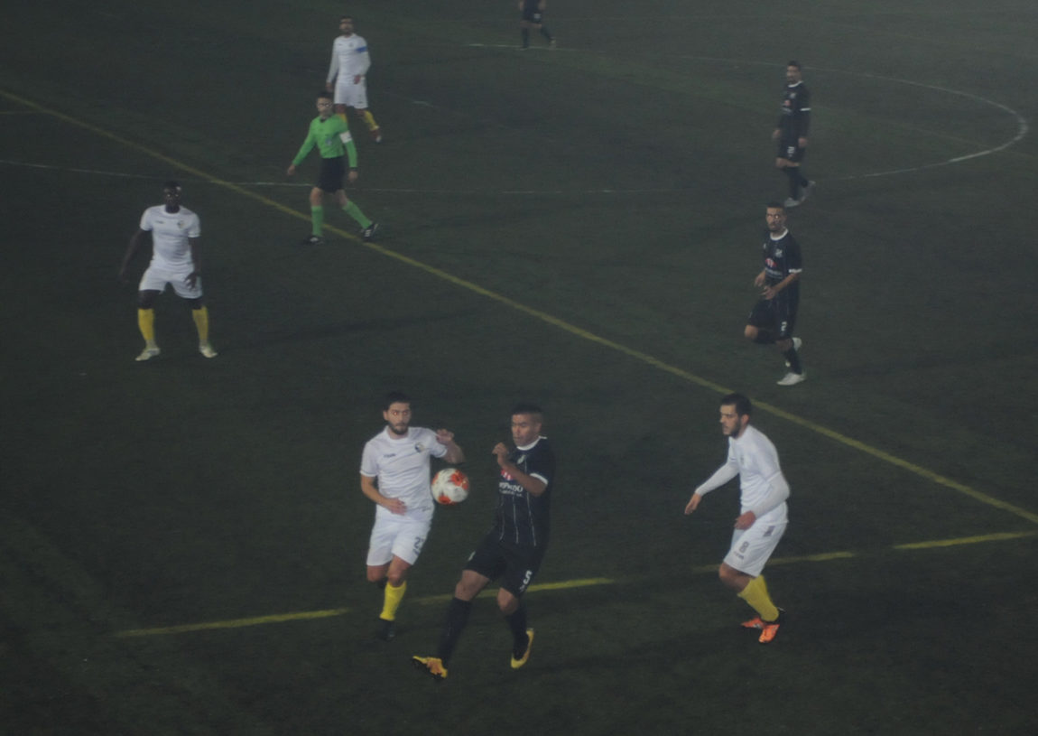 Prado e Vieira dividiram os pontos