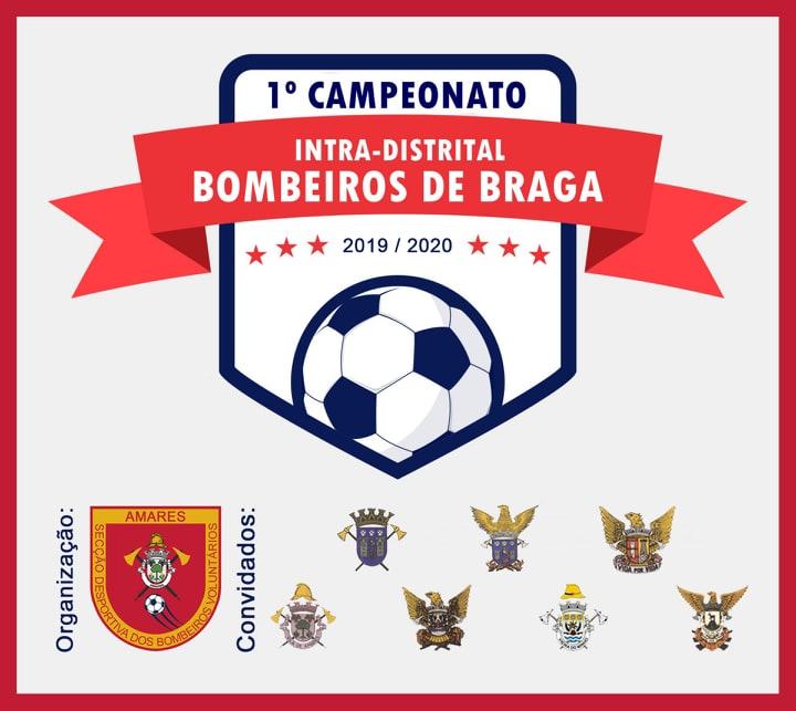 I Campeonato Intra-Distrital Bombeiros de Braga