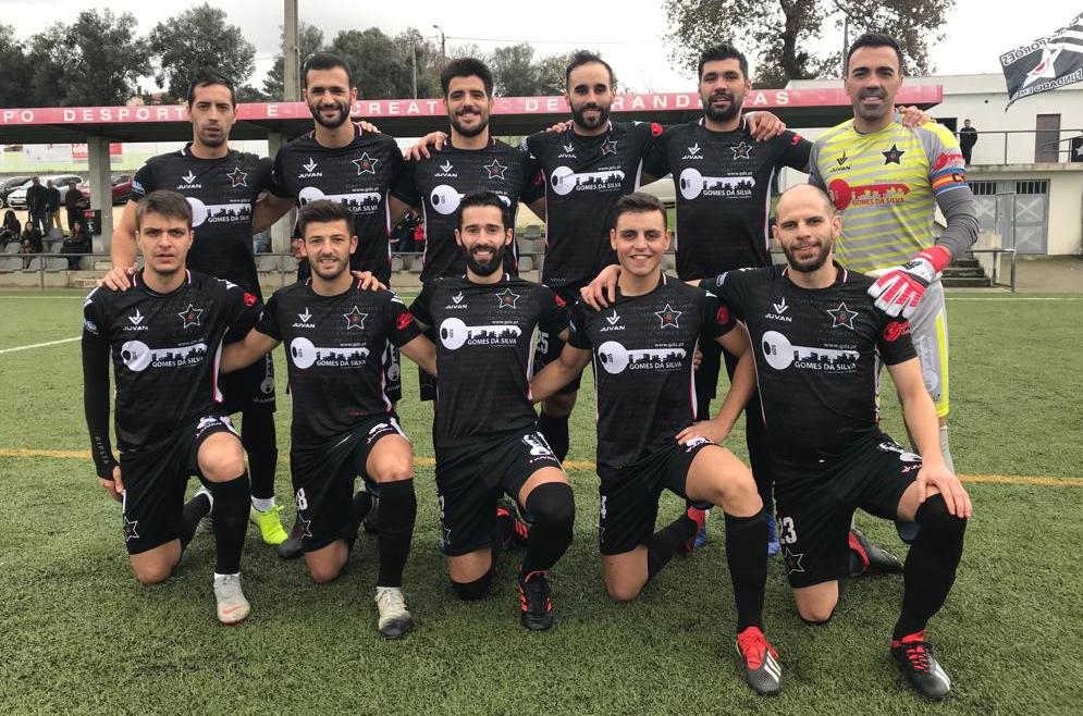 AF Braga. Vila Chã, Esporões e Arsenal da Devesa sem derrotas