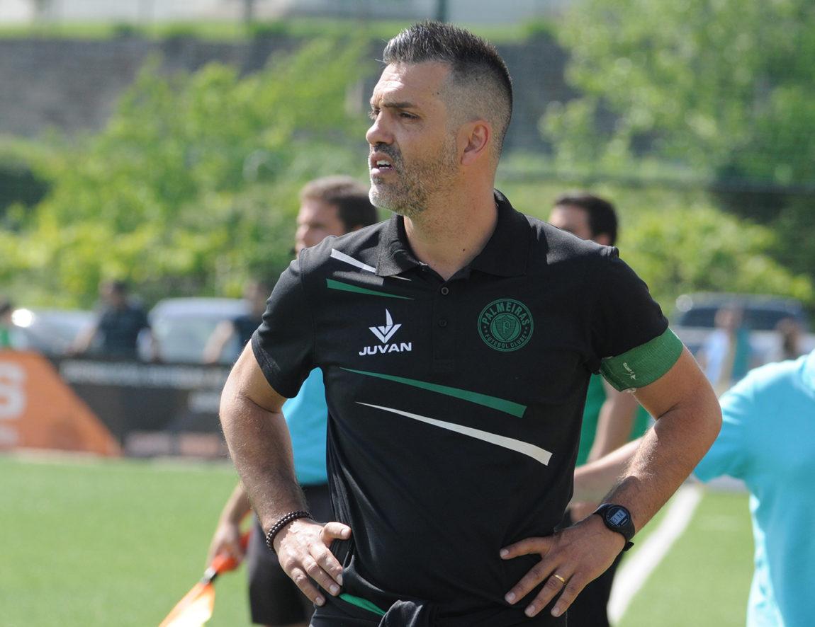 Nuno Borges é o novo treinador do Soarense