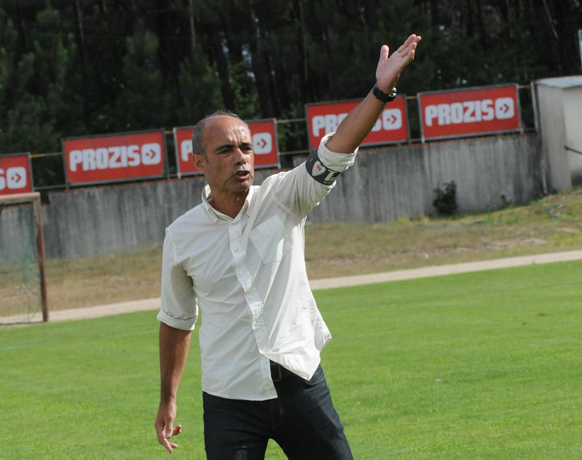 António Carvalho vai treinar o Ribeirão