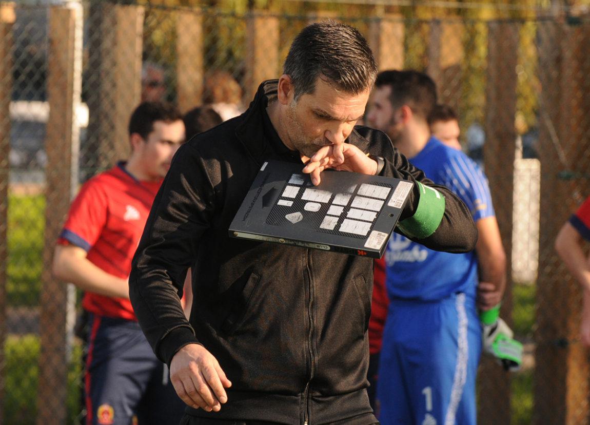 I Divisão (A). Jogo grande em Barcelos