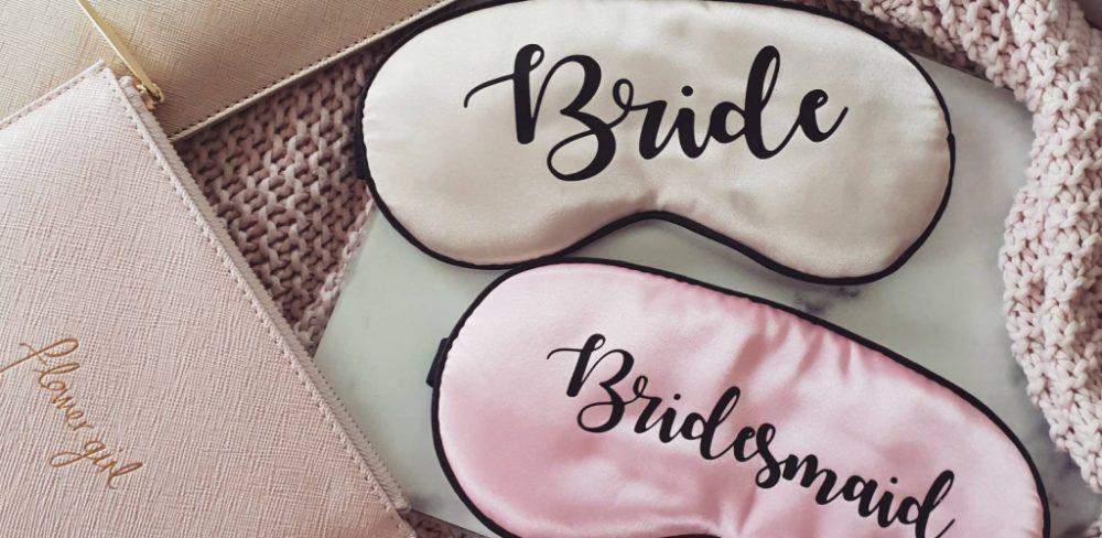 masque pour dormir evjf bride