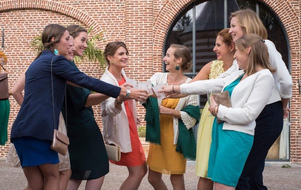 mariage exterieur ecocup vin d honneur