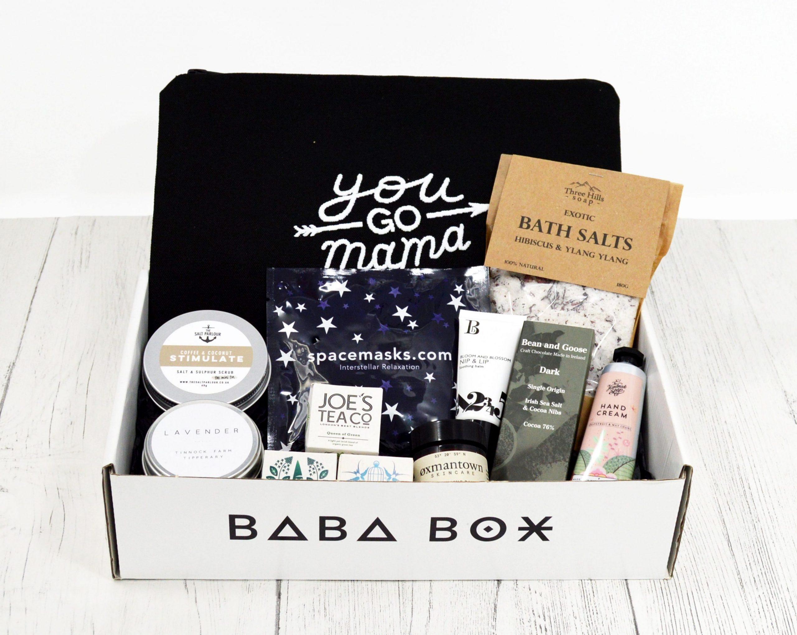 box cadeau future maman