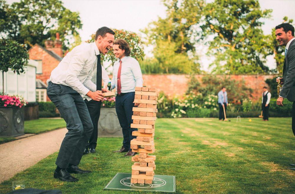jeux géants en bois mariage