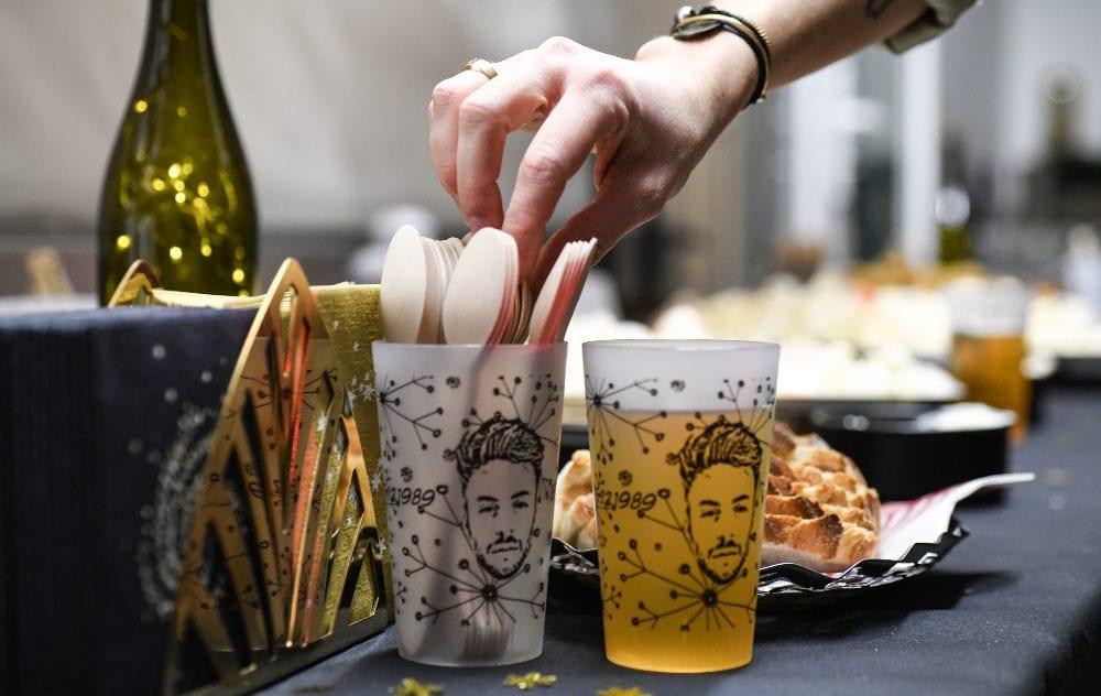 ecocups boissons pour soiree