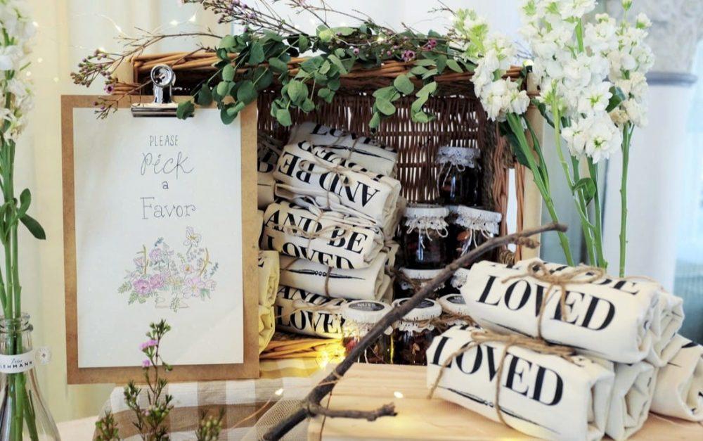 cadeaux pour les invites mariage