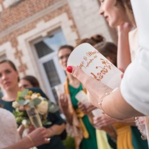gobelet mariage