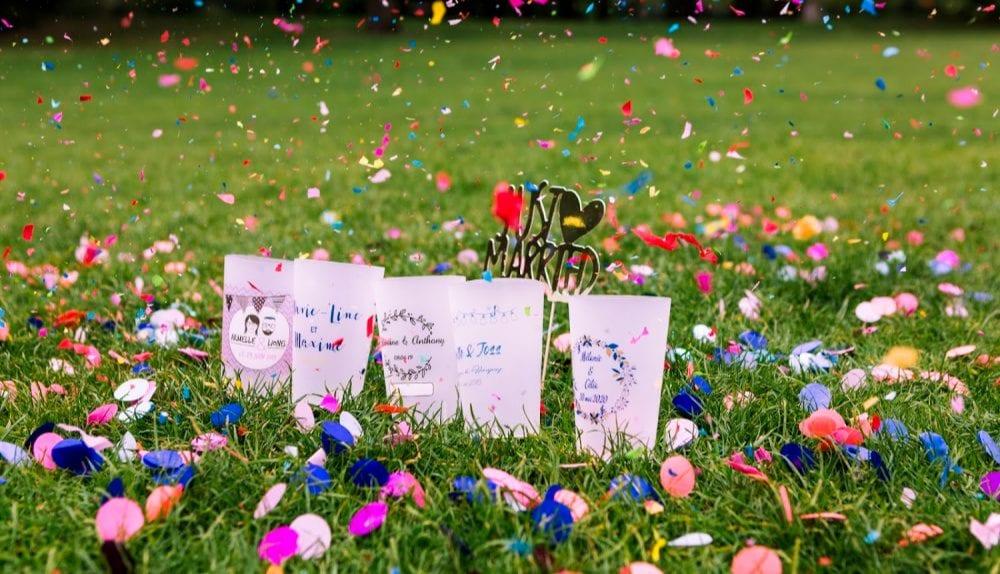 enterrement vie de jeune fille ecocups personnalisables