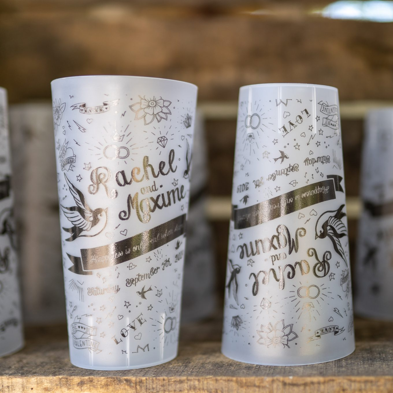 Ecocup mariage