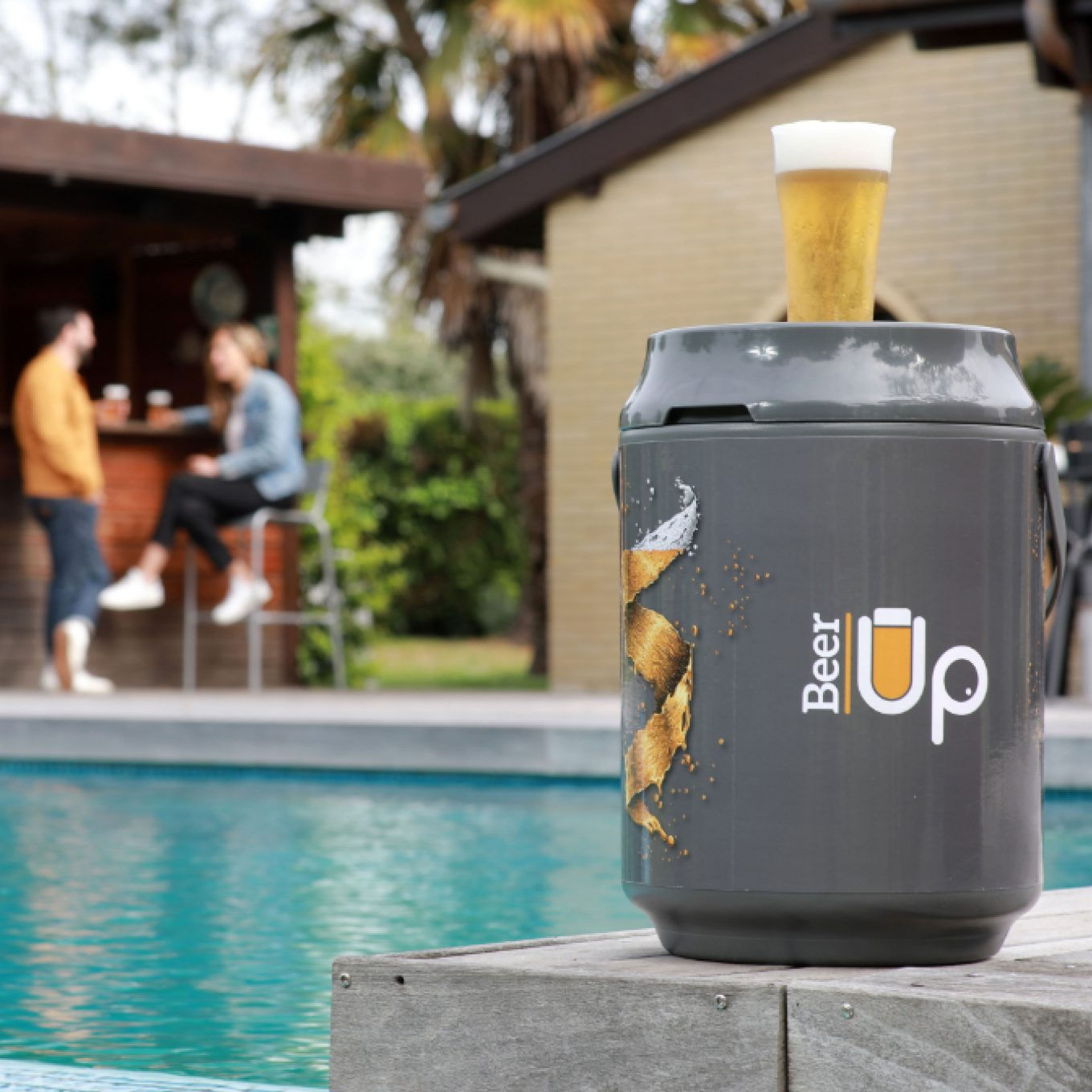 Beer up Party accessoires