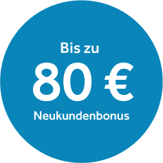 Enspire Energie - Störer 80 Euro Startseite