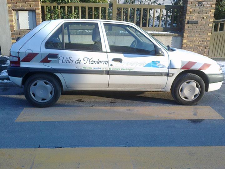 Parking municipal