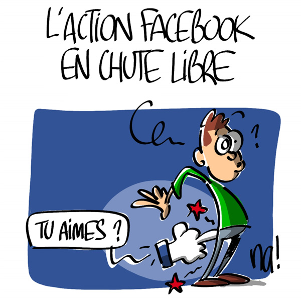 Do you like l'action Facebook ?