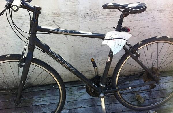 Elle dérobe un vélo et le rend à son propriétaire accompagné d'une lettre d'excuse #Faithinhumanityrestored