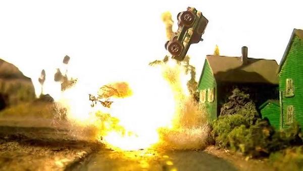 Micro Mayhem, le court-métrage en stop motion survitaminé