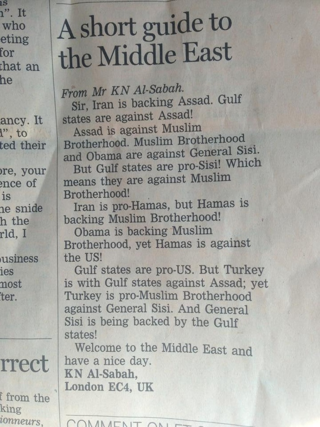 short-guide-middle-east