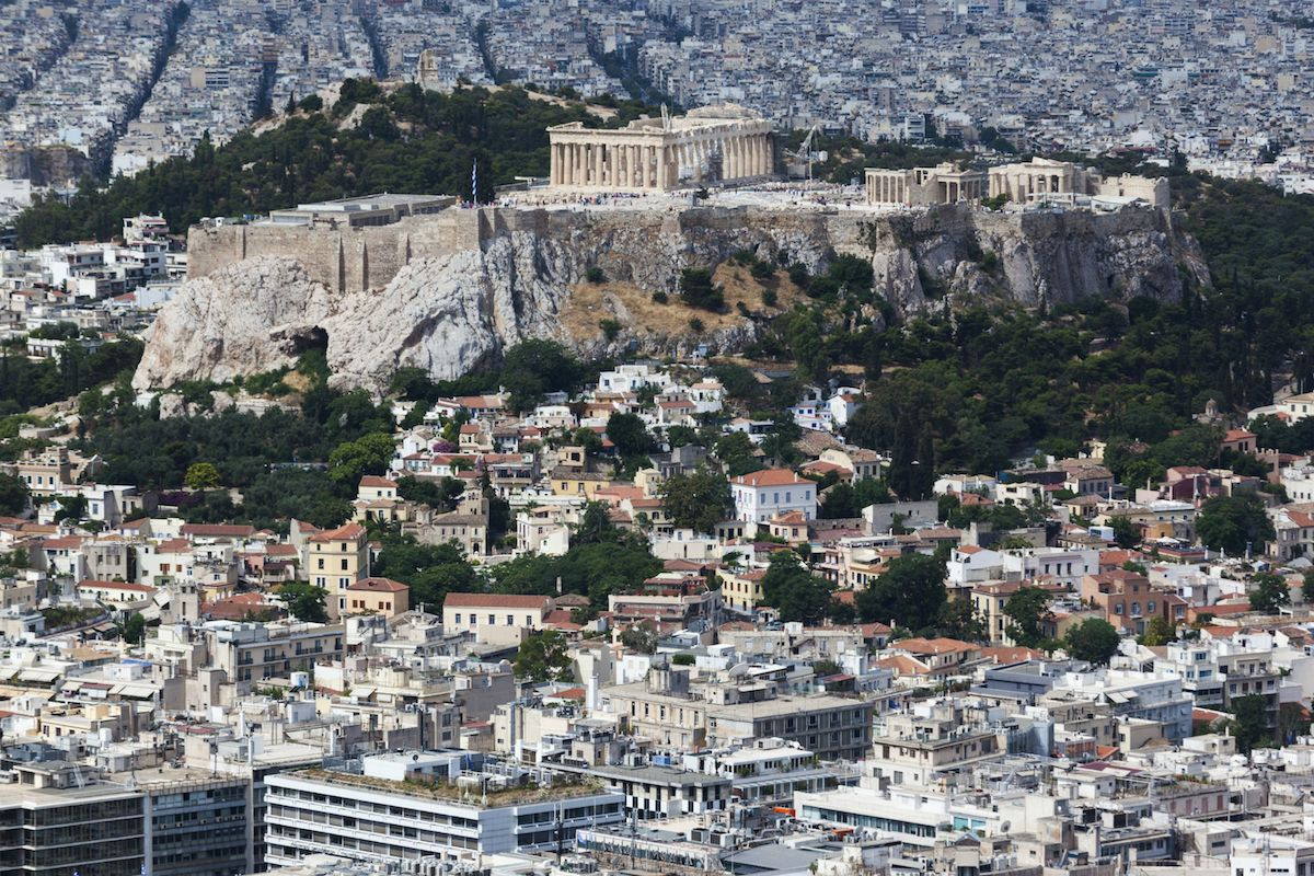 Le Parthénon 2