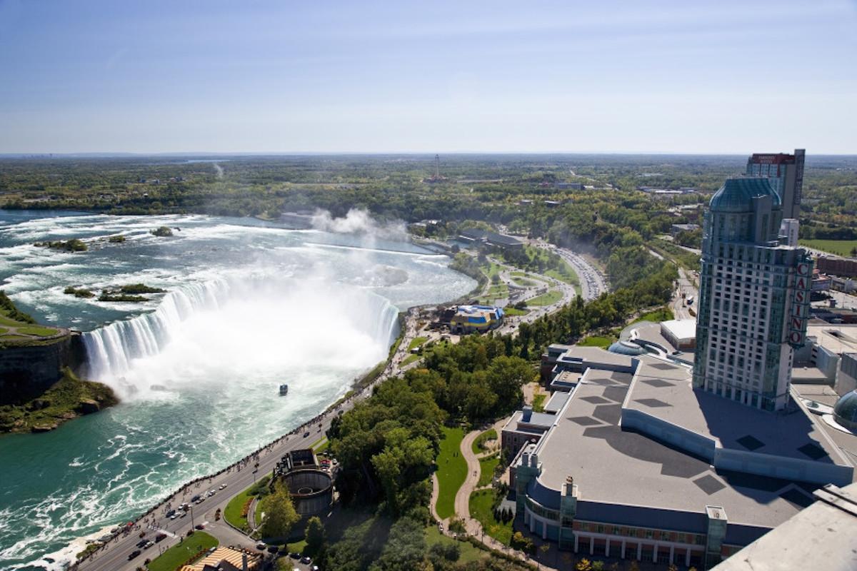 Les chutes du Niagara 2