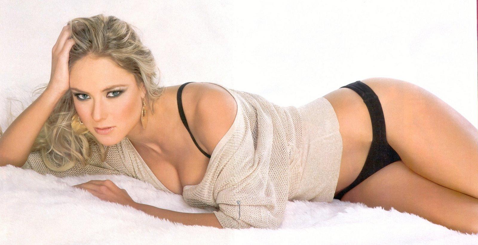 Vanessa Huppenkothen Sexy