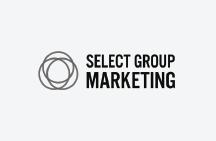 Logo Select Group Marketing