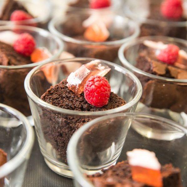 Partyservice: Chocolate Fudge ~ FLOW THE KITCHEN