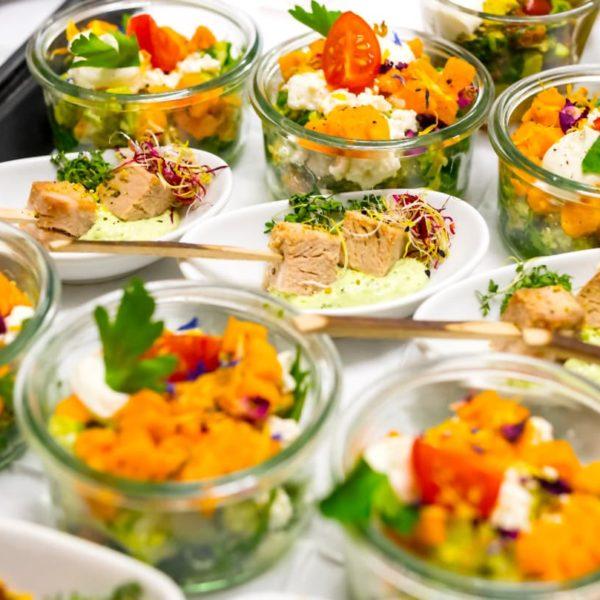 Catering Frankfurt am Main --- Innovatives Business Catering bringt Gesundheit an den Arbeitsplatz.