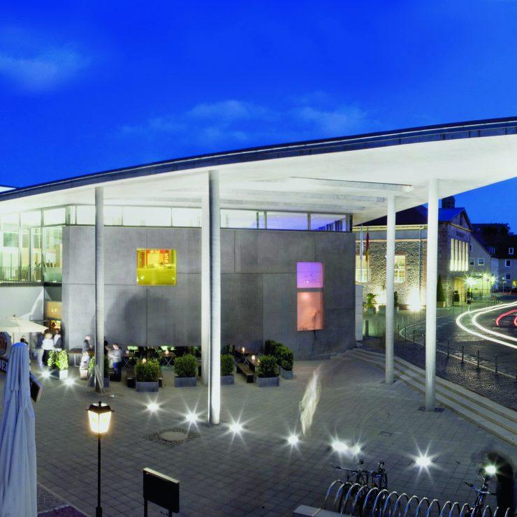 Kongress- Veranstatungszentrum Hanau