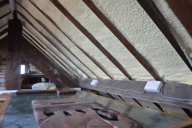 March Offer Loft Foam Insulation