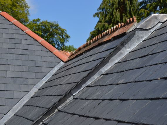 Tile Or Slate Re-roofing