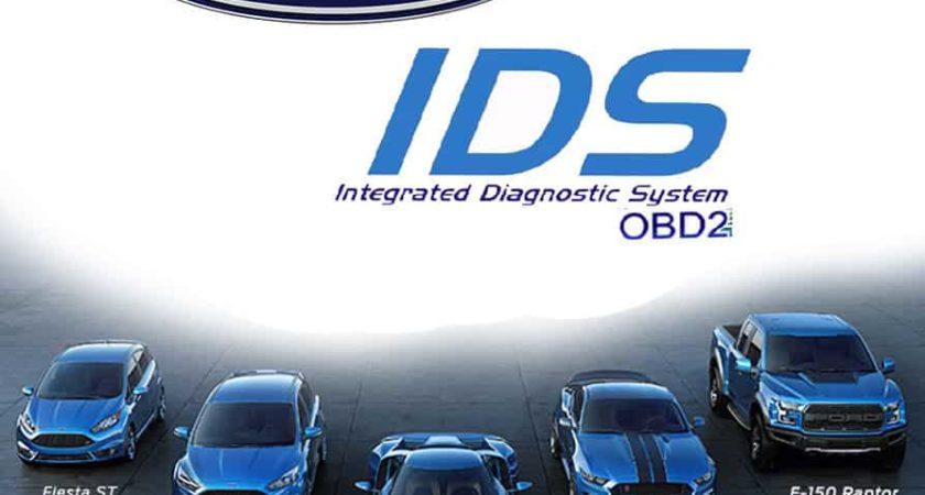 ford ids diagnostics by GEL Automotive