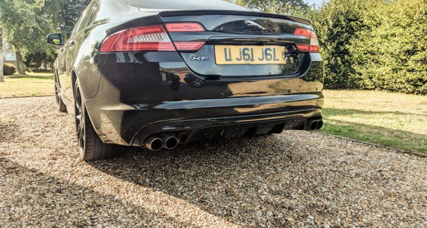 Jaguar XFR diagnostics / Auto Electrics