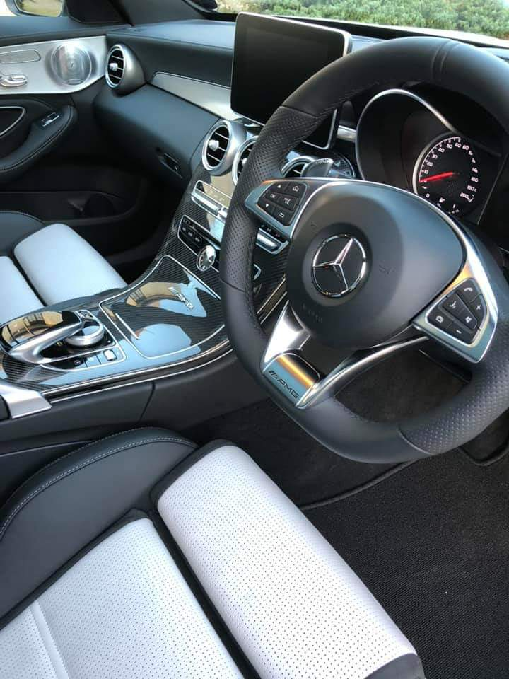 Mercedes Mileage Correction
