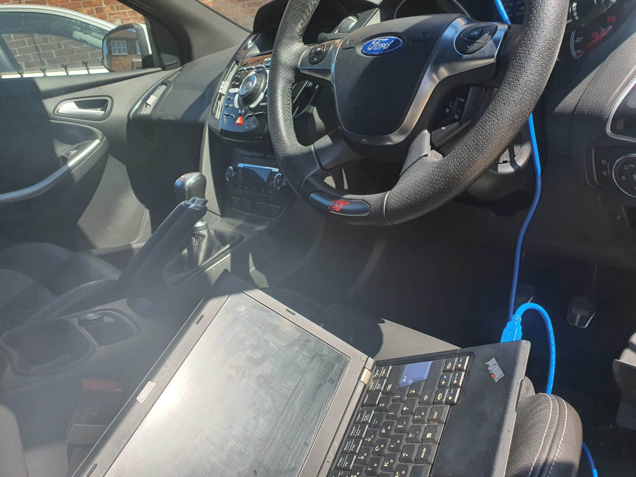Ford Focus ST pscm update