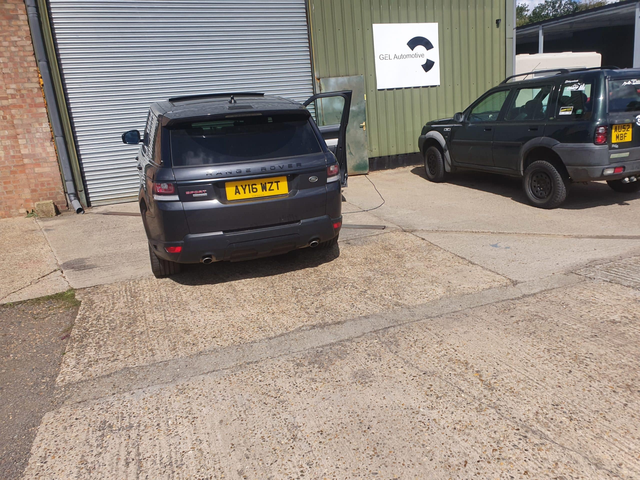 Independent landrover diagnostic specialists