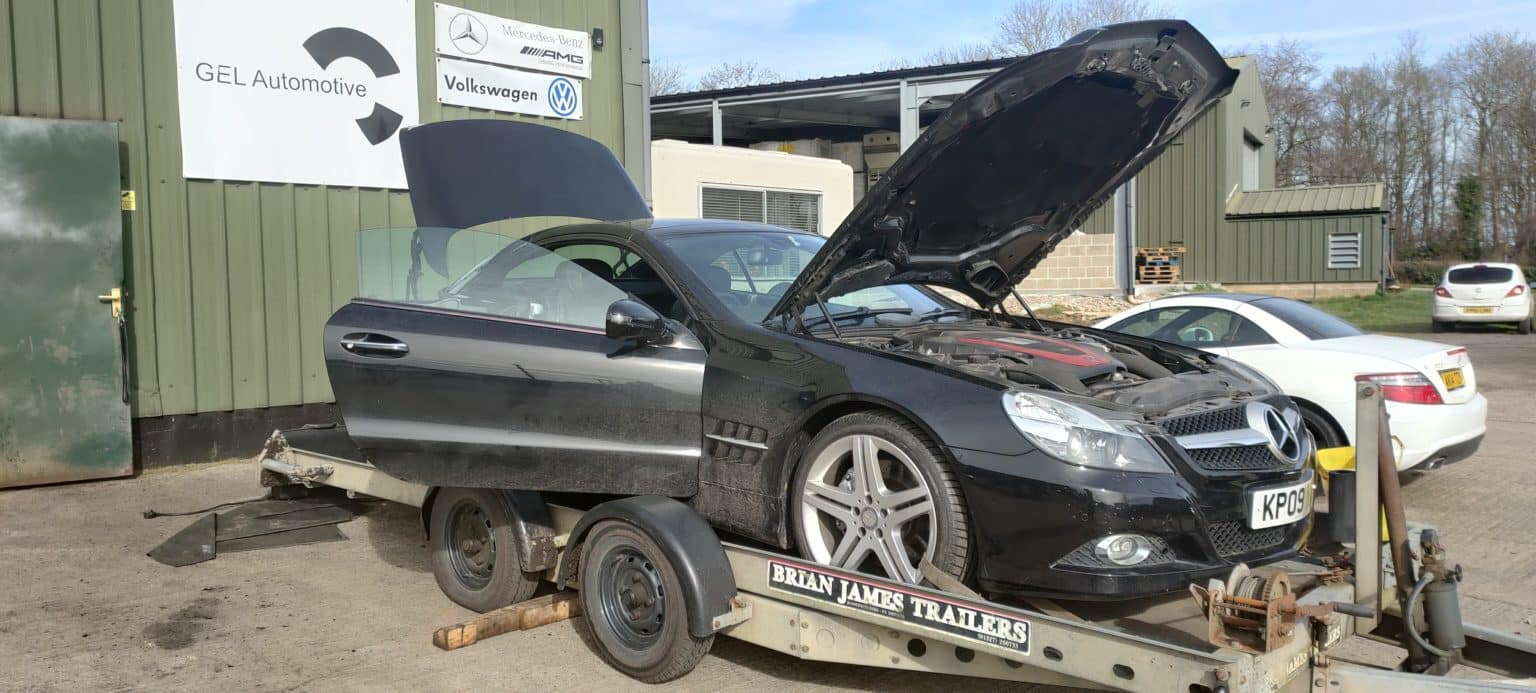 Mercedes 7G VGS Programming / SCN