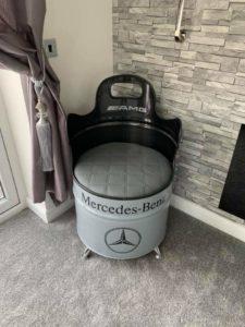 Mercedes Benz Chair