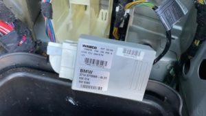 BMW E70 air suspension delete in Ipswich