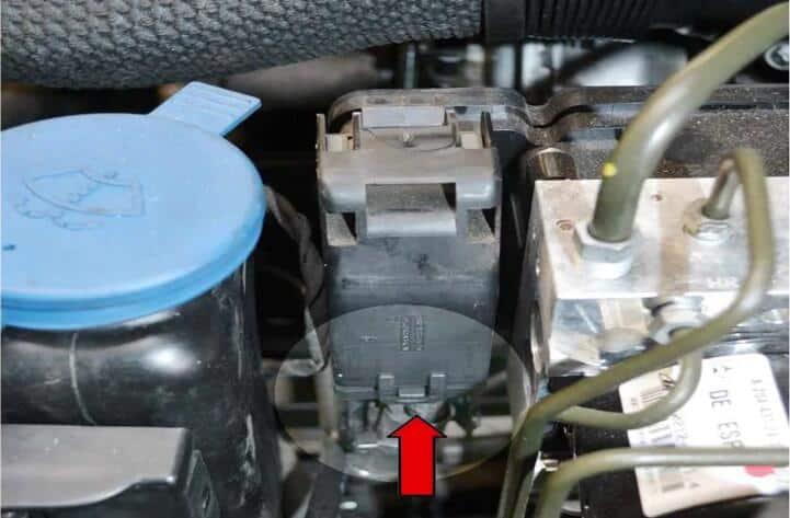 mercedes abs pump