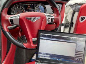 Bentley ECU Replacement coding & Programming using ODIS & GEKO Online