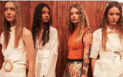 SMH | 'Wet look' and crimping are hair trends to try (yes, really)