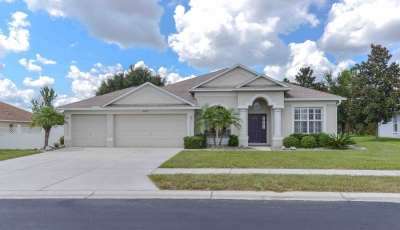 5347 Kirkshire Ln Spring Hill FL 34609 – 4 Bed / 2 Bath – $214,000 3D Model