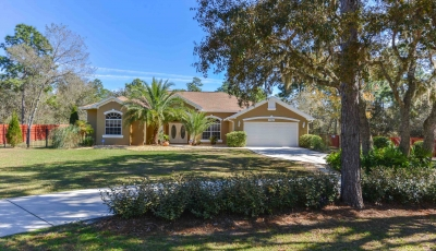 7344 Mandrake Rd Weeki Wachee FL 34613 – 3 Bed / 2 Bath – $324,900 3D Model