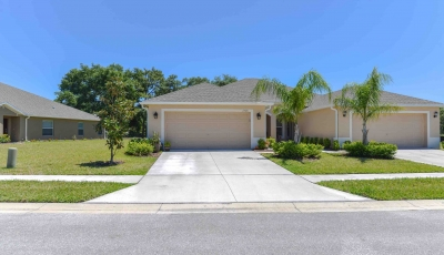 13520 Crest Lake Dr Hudson FL 34669 – 3 Bed / 2 Bath – $165,000 3D Model