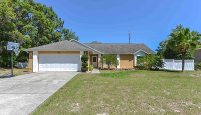 4886 Keysville Ave Spring Hill FL 34608 – 3 Bed / 2 Bath – $135,000 3D Model